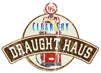 Clear Sky Draught Haus Logo