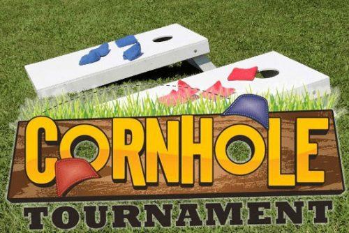 cornhole tournament logo